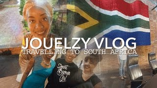 Traveling to South Africa Vlog | March 7-11th