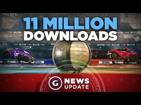 Rocket League Arrives on Xbox One, as Game Hits 11 Million Downloads - GS News Update