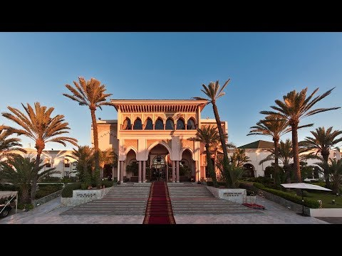 Mарокко отдых. Atlantic Palace Agadir Golf Thalasso & Casino Resort 5*.Агадир. Обзор