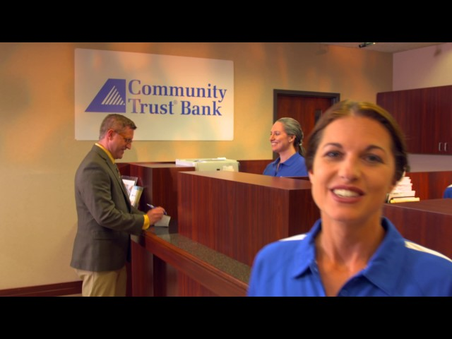 Community Trust Bank Brings You Home