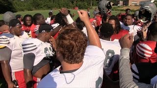 "Inside The PR1DE: 2016 EMCC Football - Episode 1, ""Moving Forward"""