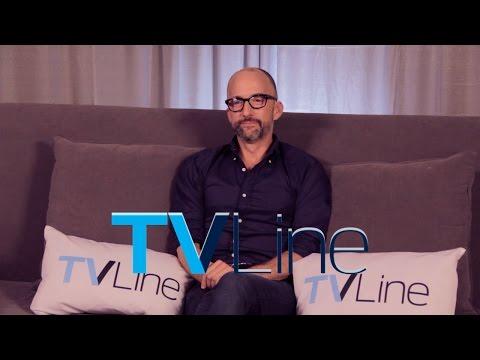 "Jim Rash ""Community"" & ""Mike Tyson Mysteries"" Interview at Comic-Con 2014 - TVLine"