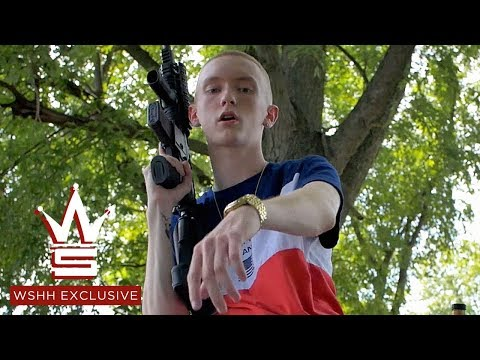 """Slim Jesus """"Warning Shots"""" (WSHH Exclusive - Official Music Video)"""