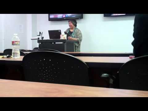 Capstone defense for DNP - Dr. Alejandro