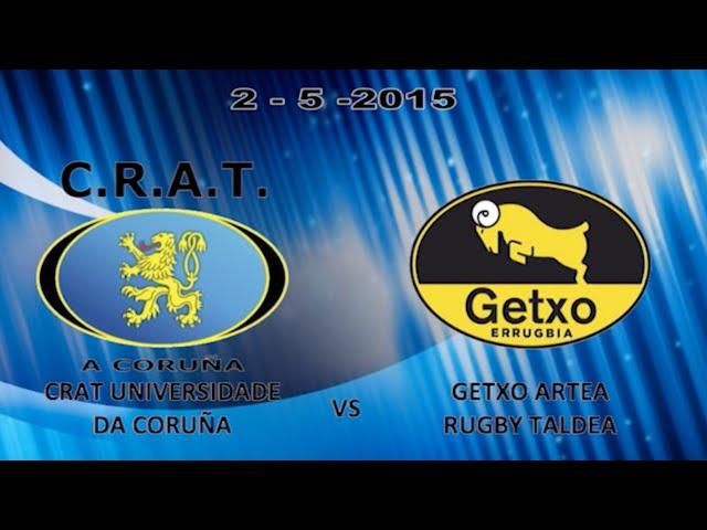 C.R.A.T A Coruña - Getxo Artea Femenino