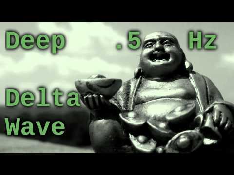 Deep Delta Wave  .5 Hz Binaural Beat For Extreme Meditation 1 Hour