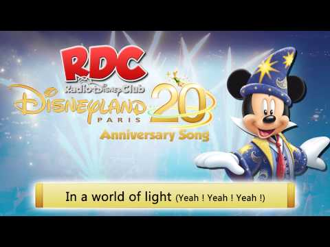 Magic Everywhere Lyrics (2012) - Disneyland Paris