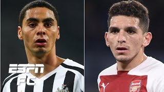 Is Real Madrid really after Miguel Almiron? Will Lucas Torreira join AC Milan? | Transfer Rater