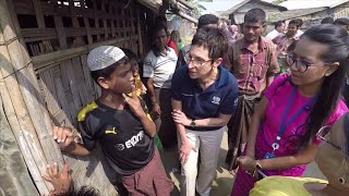 'Durable solutions' needed to address plight of Rohingya – UN Relief Official thumbnail