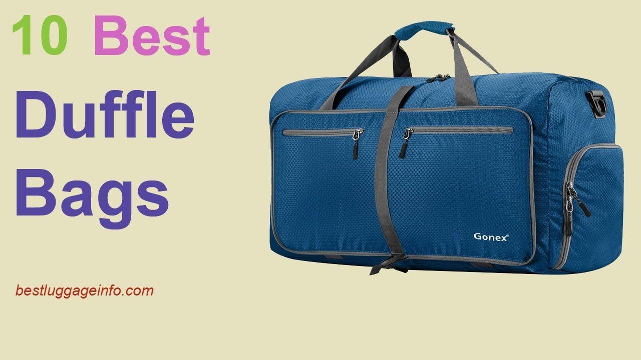 Best Duffel Bags  687680c4603cc