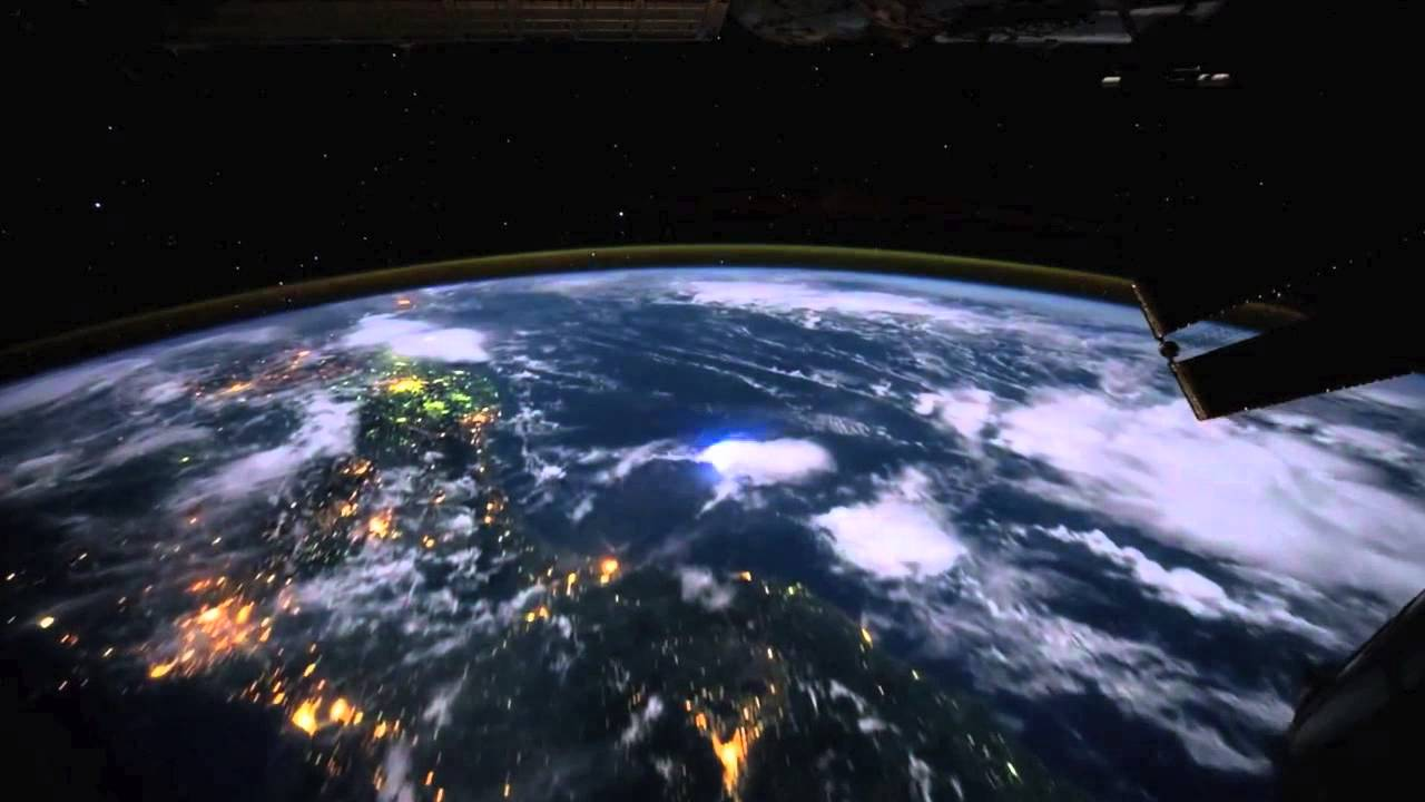 Flying Over Planet Earth - A View From The International ...