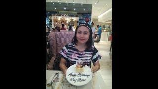 Spending My Birthday At Vikings Luxury Buffet Cebu