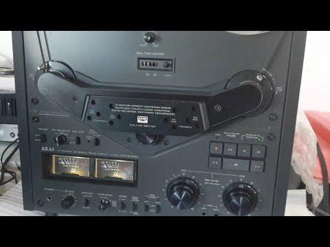 Aкai GX-635 ремонт.чистка.