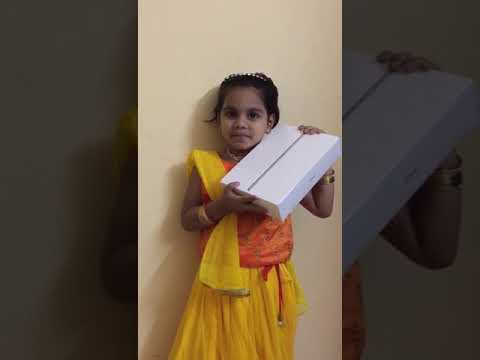 Shravani wins iPad