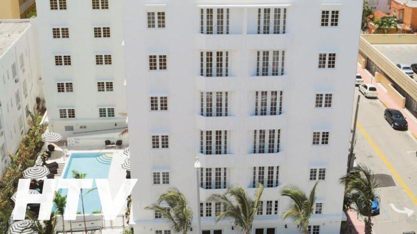 Hotel Croydon En Miami Beach