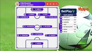 Bucaramanga vs. Envigado (previa) | Copa BetPlay Dimayor 2021 - Fase 3 - Ida