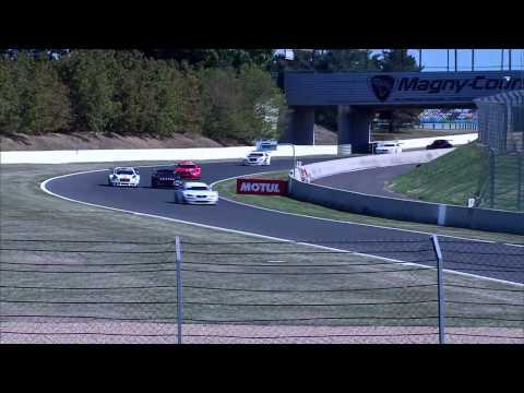 Emission Championnat de France Supertourisme #5 - Magny Cours avec Sébastien Loeb