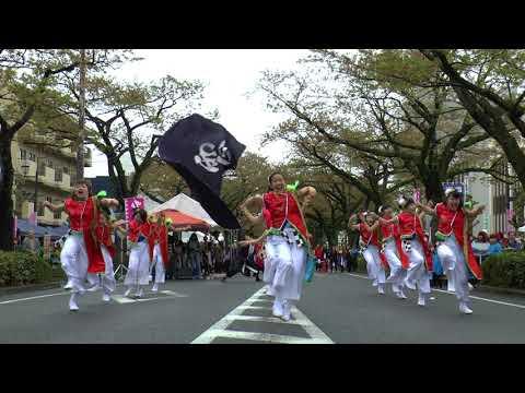 MY matsuri ひたち舞祭2018SPRING YOU! ME! ON! St.  SAKADO WINDS -零-さん / 青零天翔