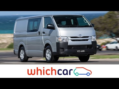2017 Toyota Hiace Review | New Car Reviews | WhichCar