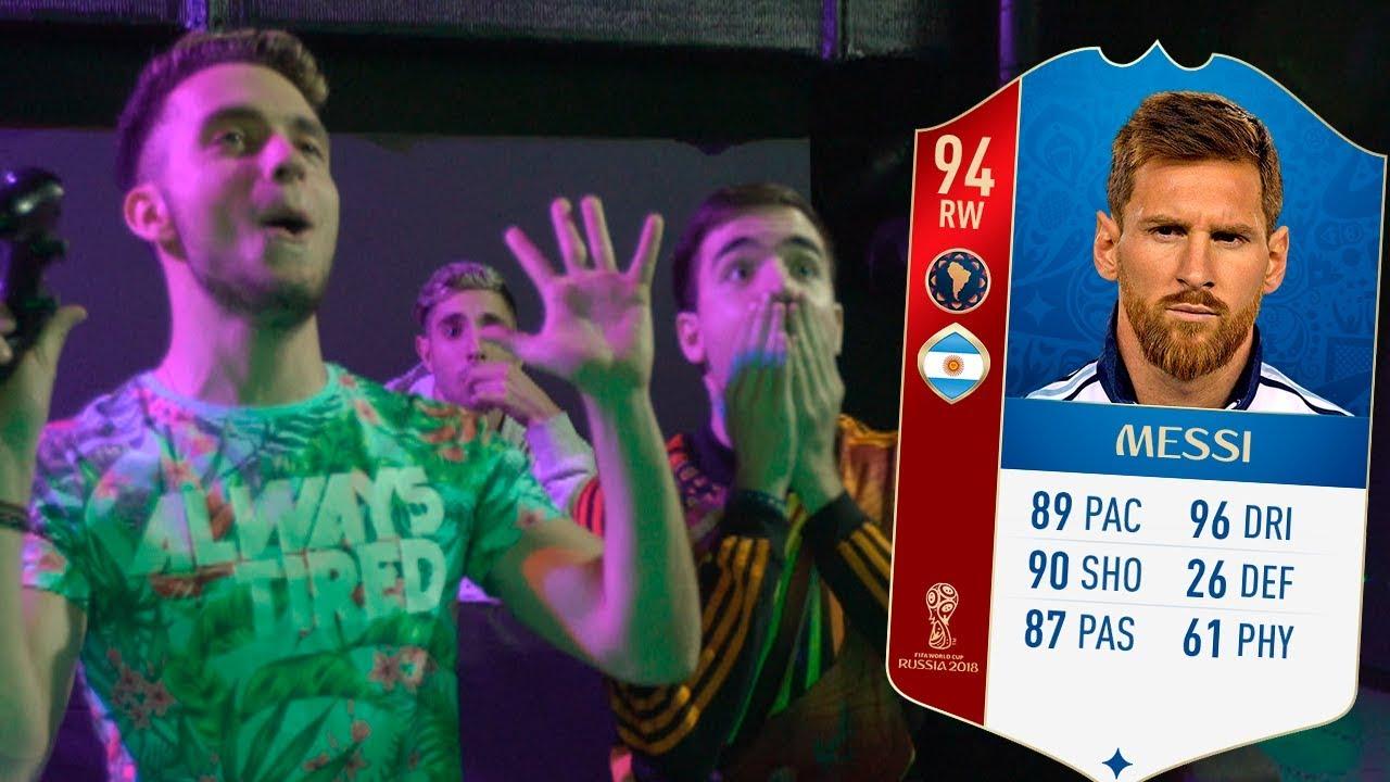El MEJOR PARTIDO de FIFA 18 en RUSIA | FRAN MG vs PRO PLAYER RUSO