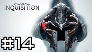 Прохождение Dragon Age: Inquisition Часть 14 [Зимний Дворец] By Vlad