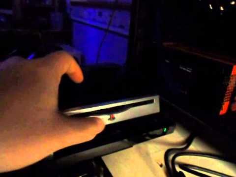 PS3 fat problème de capteur de disque