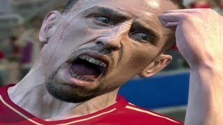 PES 2014 Gameplay Features Trailer 1 【Game HD】