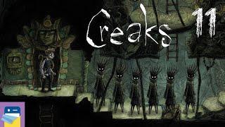 Creaks: iOS Apple Arcade Gameplay Walkthrough Part 11 (by Amanita Design)