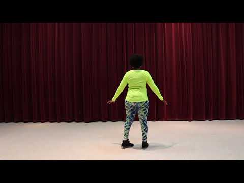 Tamia, Cant Get Enough, Line Dance Tutorial