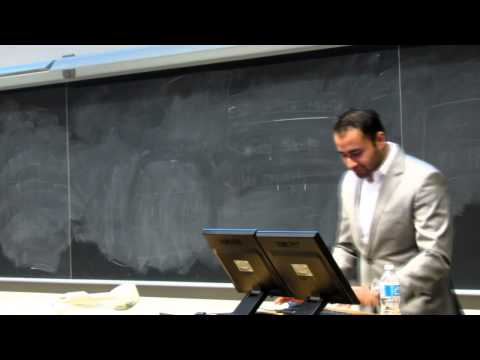 Sahil Jaggi- Lecture at Schulich School of Business, York University 2015