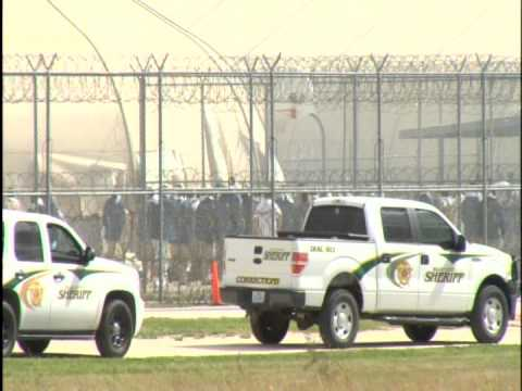 Prison Disturbance Still Going On in Willacy County