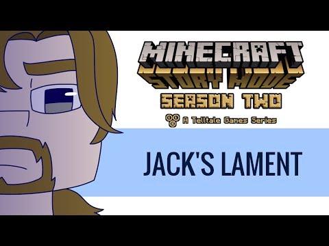 Minecraft: Story Mode | Jack's Lament [Lyric Animatic]