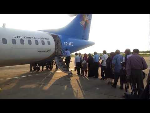 United Airways ATR-72