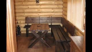 Стилизованная под старину мебель из сосны(, 2012-03-20T10:08:33.000Z)
