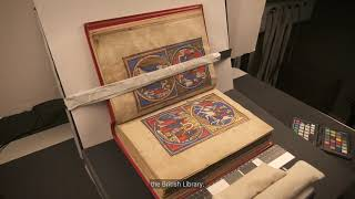 France & England, medieval manuscripts between 700 and 1200 - Teaser