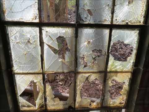 Abandoned Iron Ore Crushing Plant