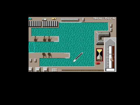 Ports of Call [Amiga] 1987 - Tedious Retro Gamer