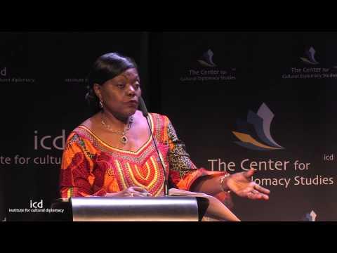 Kamanga Clementine Shakembo (Ambassador of the Democratic Republic of Congo to Germany)