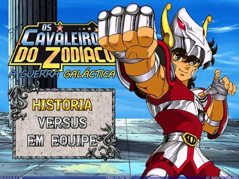 jogo cavaleiro do zodiaco para super nintendo