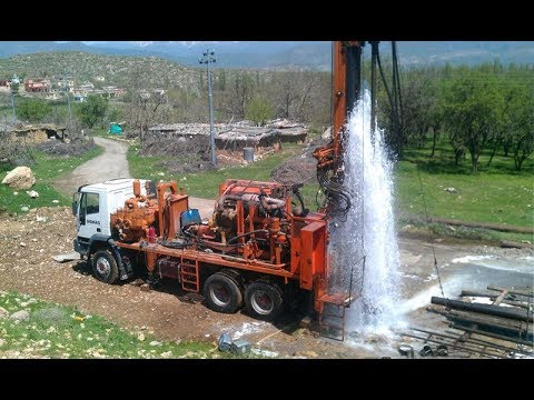 Ground Water Testing with Coconut, & Machar, Borewell Drilling, Pumping Water in Borewell