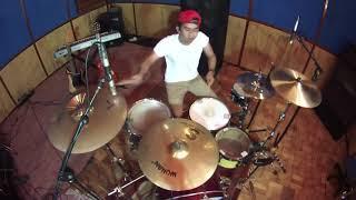 Cover drum via vallen - Sayang keren!!