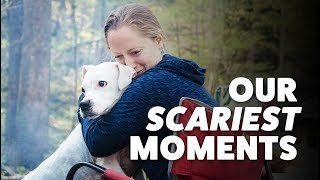 Tuesday Talk: Our Scariest Moments Full-Time RVing in our Airstream