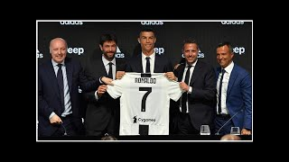 Cristiano Ronaldo effect: Juventus reportedly sells $60 million worth of CR7 jerseys in 24 hours