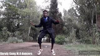 Freeman HKD - Kutenda (official dance) ft. Mambo Dhuterere