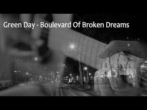Green Day - Boulevard Of Broken Dreams [ACOUSTIC RUS COVER]