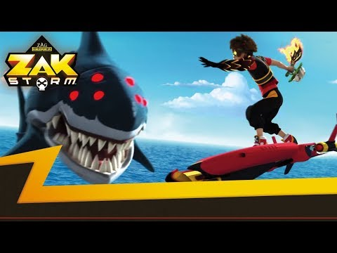 ZAK STORM ⚔️ LE CHOIX DE ZAK ⚡️ Super Pirate