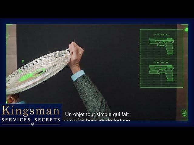 Kingsman - Comment devenir un Agent : Le style en toutes circonstances VOST HD