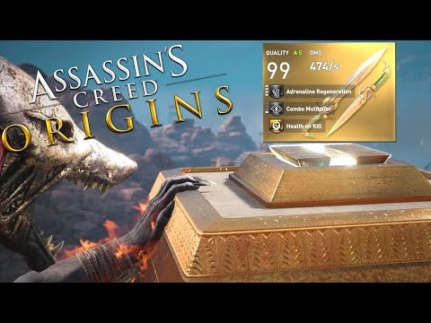 ►Temple Of Thoth Puzzle Guide, Shards from a Star [Scroll of Thoth] | Assassin's Creed Origins [DLC]