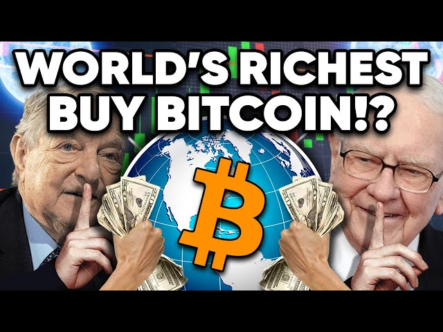 World's Richest Families Are Buying Bitcoin In SECRET!?