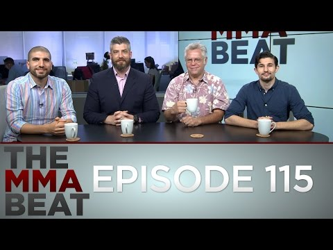 The MMA Beat: Episode 115